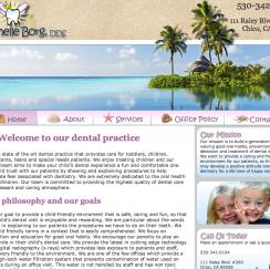 Michelle Borg Web Design Project