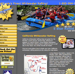 Living Waters Web Design