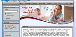 eScholar Academy Web Design