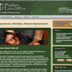 Popkes Web Design