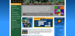 Shasta Cascade Web Design