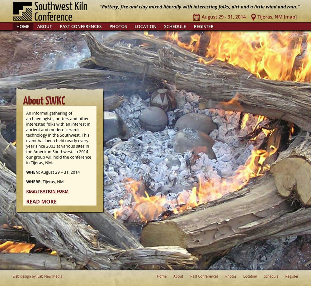 SW Kiln Website Design
